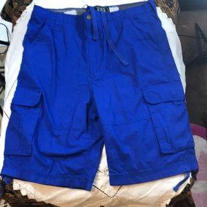 Other - CSG blue cargo shorts